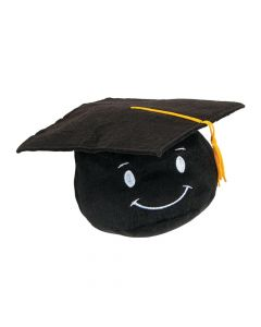 Plush Graduation Hats