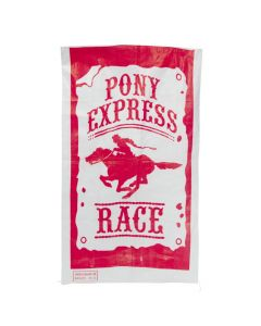Pony Express Race Potato Sacks
