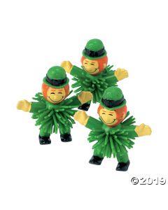 Porcupine Leprechaun Characters
