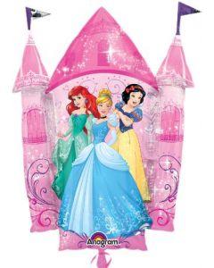Princess Castle Super Shape Foil Balloon
