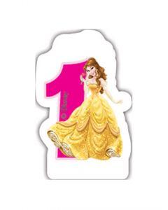 Princess Dreaming Candle No1