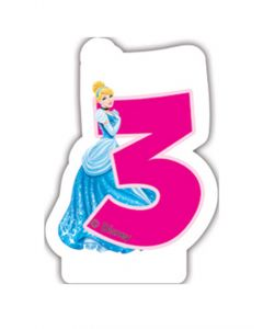 Princess Dreaming Candle No3