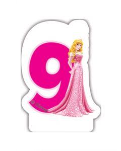 Princess Dreaming Candle No9