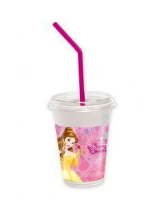 Princess Dreaming Milkshake Cups