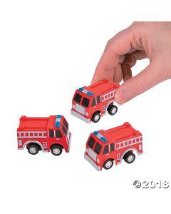 Pullback Fire Trucks
