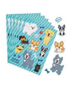 Puppy Dog Sticker Sheets