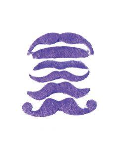 Purple Mustache Assortment
