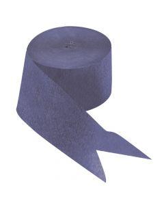 Purple Paper Streamers