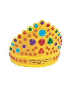 Queen Esther Mosaic Crown Craft Kit