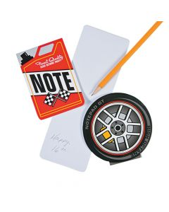 Race Car Notepads