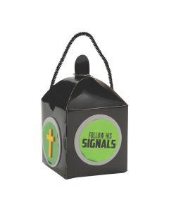 Railroad VBS 3D Train Lantern Craft Kit