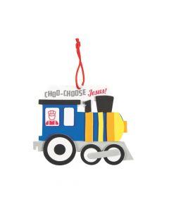 Railroad VBS Choo-Choose Jesus Ornament Craft Kit