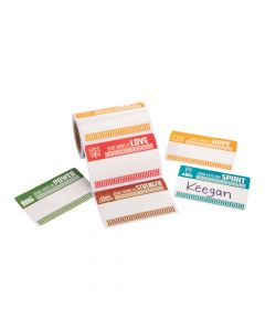 Railroad VBS Name Tags/Labels