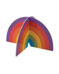 Rainbow Centerpiece