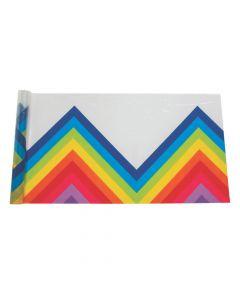 Rainbow Pattern Bunting Roll