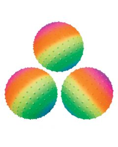 Rainbow Spike Balls - 8