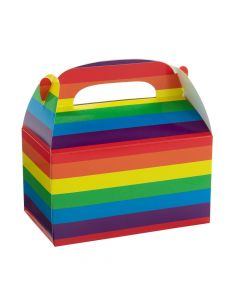 Rainbow Treat Boxes