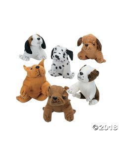 Realistic Stuffed Dogs
