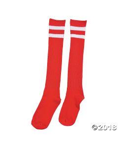 Red Team Spirit Knee-high Socks