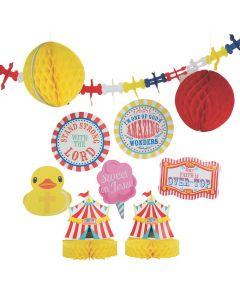 Religious Carnival Decorating Kit