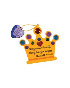 Religious Mother's Day Ornament Craft Kit