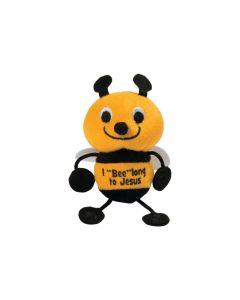 Religious Stuffed Honey Bees
