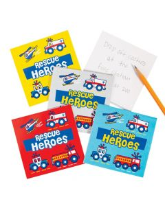 Rescue Heroes Notepads