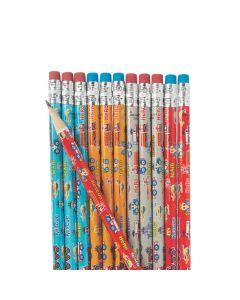 Rescue Heroes Pencils