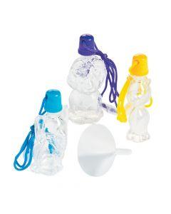 Safari Sand Art Bottle Necklaces