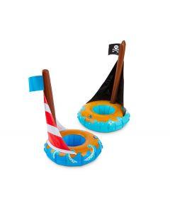 Sail Boats Inflatable Beverage Boats