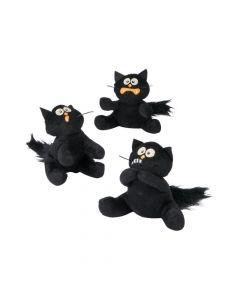 Scaredy Stuffed Cats