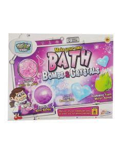 Science Bath Stuff and Bombs