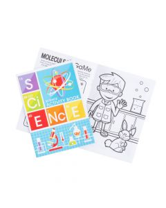 Science Party Experiment Activity Books