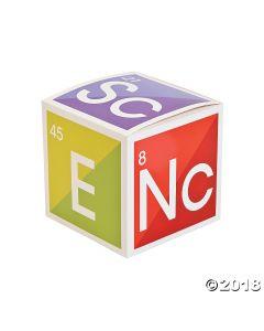 Science Party Favour Boxes