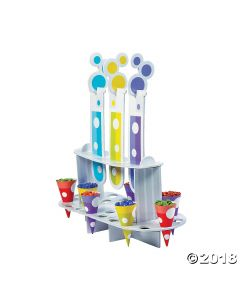 Science Party Treat Stand