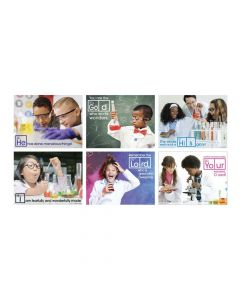 Science VBS Poster Set