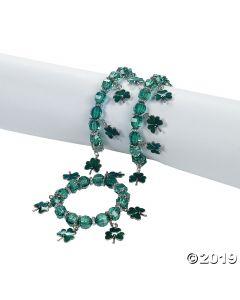 Shamrock Charm Bracelets