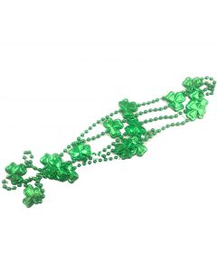 Shamrock Wrap around Necklace