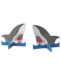 Shark Centerpieces