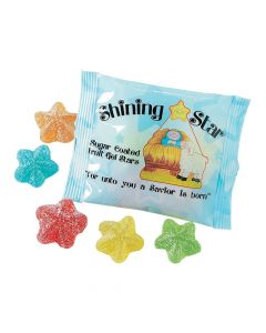 Shining Star Fruit Snacks Candy