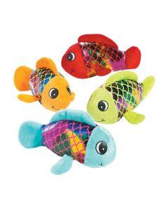 Shiny Stuffed Fish
