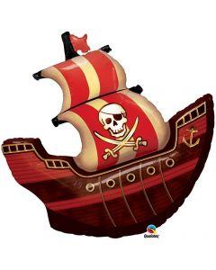 Ship SW Pirate Ship Foil Balloon