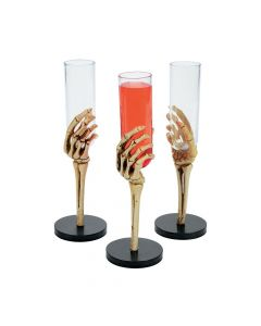 Skeleton Hand Plastic Cups