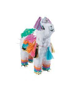 Small Boho Llama Pinata