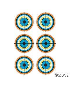 Small Dart Battle Target Cardboard Cutouts