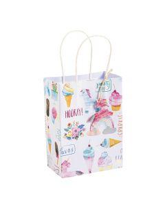 Small Hooray Unicorn Party Gift Bags