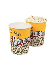 Small Popcorn Cups