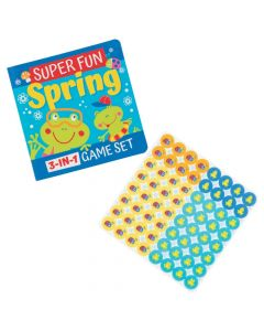 Snappy Spring 3-In-1 Game Sets