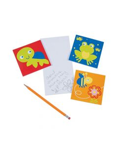 Snappy Spring Notepads