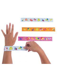 Snappy Spring Slap Bracelets